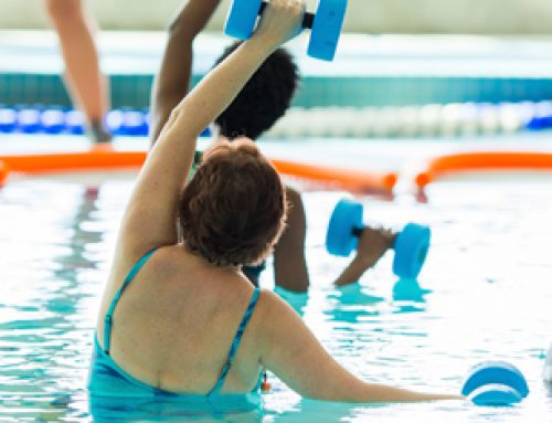 Are Public Pools Swimming in Germs?