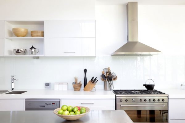 Say goodbye to fingerprints with these tips that make cleaning stainless steel appliances easy.