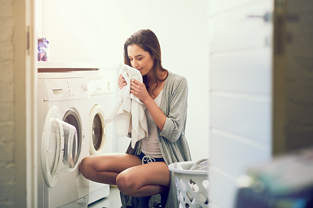 Tips & tricks for ridding your laundry of germs.