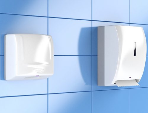 Drying Show-Down: Paper Towels Vs Hand Dryers Make your bets!