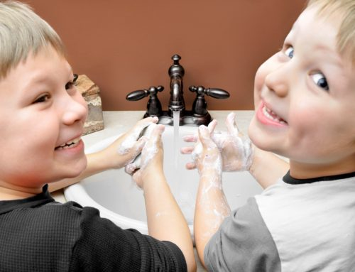Learning Good Hand Hygiene is Child's Play!