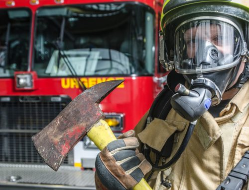 The silent killers that firefighters face
