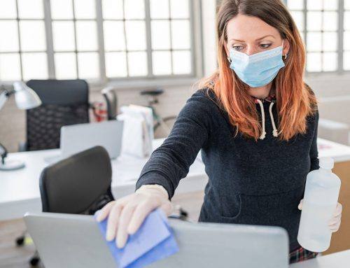 Are you cleaning, sanitizing, or disinfecting? Learn the difference.