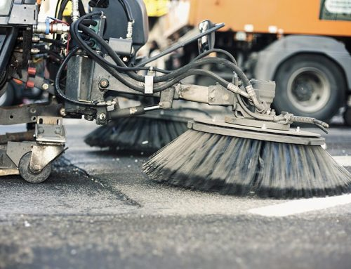 Put away your broom: It's time to explore mechanical sweepers!